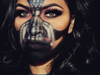 Challenge Yourself: Interview With Make-Up Artist Leslie Motta