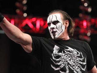 Sting to be inducted into WWE Hall of Fame's Class of 2016