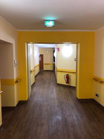 Renovierung Altenheim