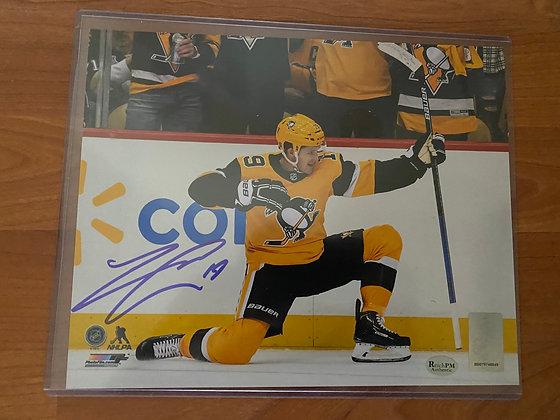 Jared McCann autographed 8x10