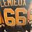 Thumbnail: Mario Lemieux signed replica Penguins jersey