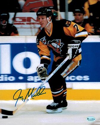 Joe Mullen Autographed 8x10 Photo