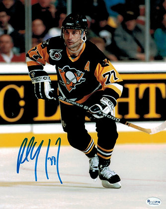 Paul Coffey Autographed 8x10 Photo-Penguins Home 3
