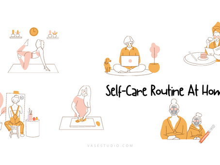 Work From Home: Start A Self-Care Routine