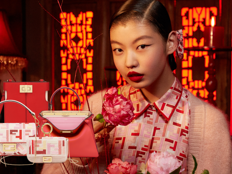 Exclusive: Celebrating 2021 Chinese New Year With FENDI
