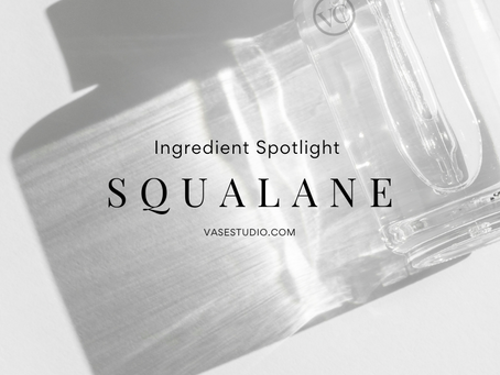 Ingredient Spotlight | What is Plant-Derived Squalane?