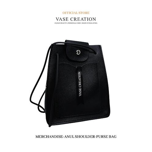 Vase Creation Anul Shoulder-Purse Bag