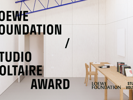 Loewe Foundation Studio Voltaire Award to Support Under-Represented Artists