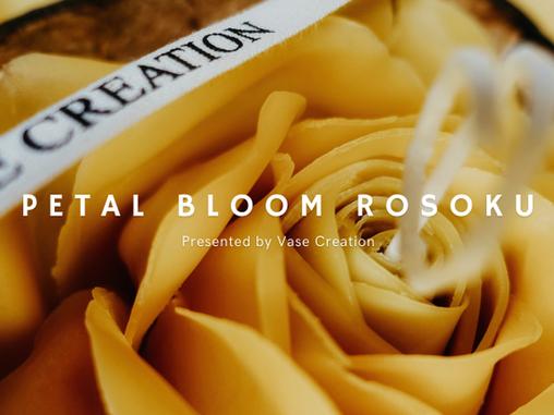 The Evolution of Artisanal Candle: Petal Bloom Rosoku
