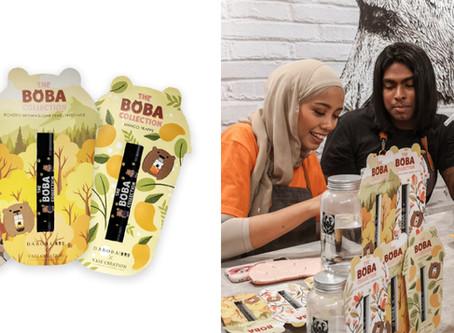 Boba Sensation Will Never End With All-Natural Boba Lip-Balm