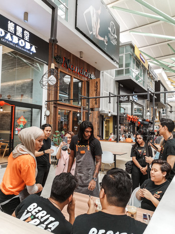 Events: Product Launching Event