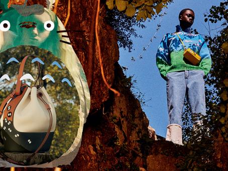 Magical Childhood: LOEWE x My Neighbor Totoro