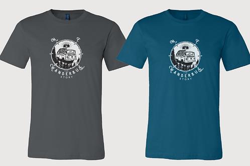 The Wanderbus Story T Shirts