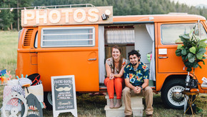Our VW Bus Photo Booth Featured in The Greeley Tribune | Greeley, Colorado