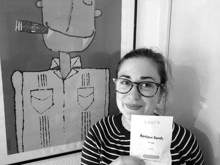L'interview #cuurelovers 6 : Sarah