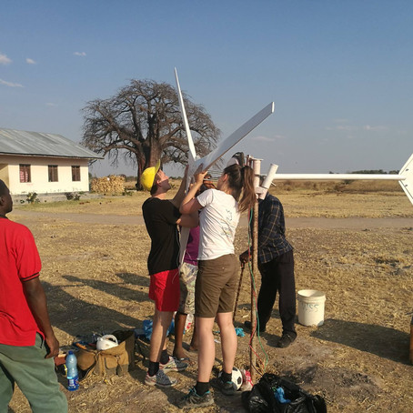 Wind power for Tanzania – Engineers Without Borders, KTH
