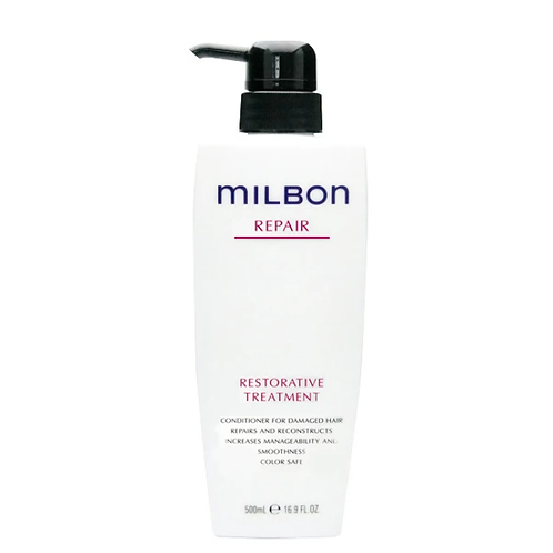 Milbon Repair Treatment 500㎖【店頭お渡し】