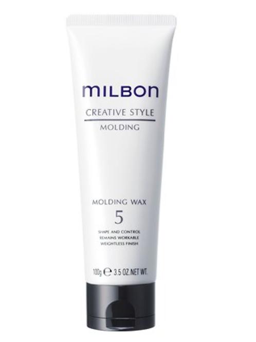 Milbon Molding Wax 5  100g【店頭お渡し】