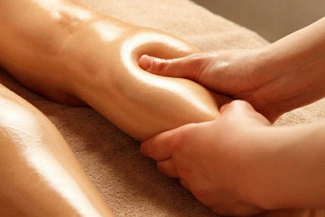 90min Sports Oil Massage