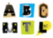 De A à Z, 26 clins d'oeil sur ta ville  Exposition à la GrandeBibliothèquede Montréal, espace Jeunes, qui invite les enfants à venir découvrir leur ville à travers 26 lettres, 26 images actuelles ou tirées d'archives.  Création d'un abécédaire illustré et design d'exposition (panneaux, documents de présentation, jeux...)  Conception del'exposition en collaboration avec le bureau de scénographes Lupien+Matteau  2017 Client : Bibliothèques et Archives Nationales du Québec (BAnQ)  Récompenses : Illustrations primées auconcoursAmerican illustration 36 (Ai-Ap, New York) Illustrations primées auconcours Lux-Illustrations 2017 (Infopresse, Qc).  Design et illustration Laurent Pinabel