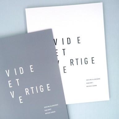 Catalogue d'expo