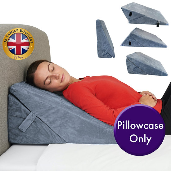 Pillowcase for Byre® Folding Wedge Pillow