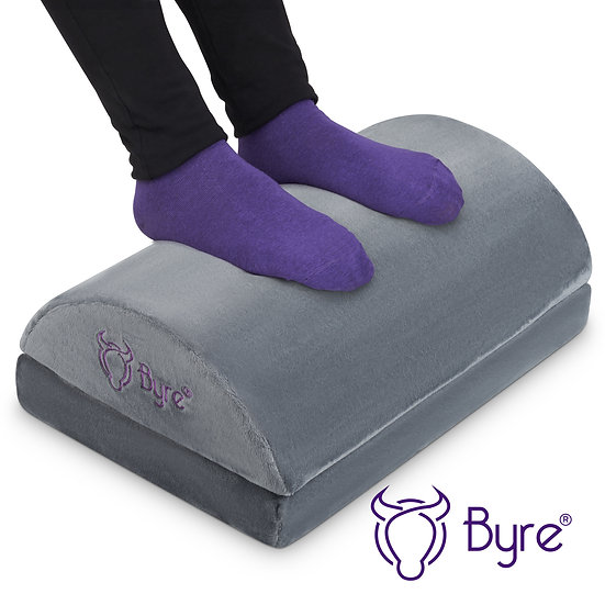 Byre® Adjustable Footrest Cushion