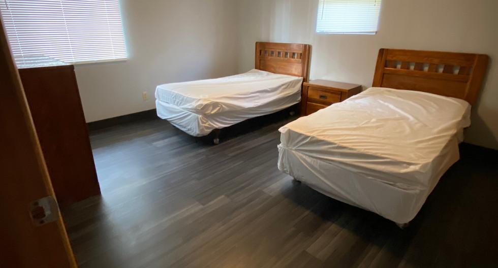 Cabin Twin Bedroom