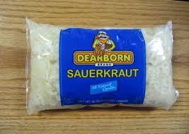 Dearborn Sauerkraut  (each)