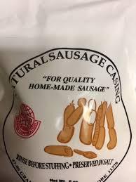 Natural Sausage Casing  (each)