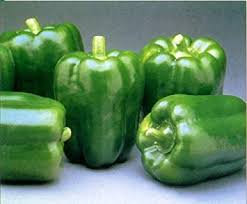 Green Peppers each