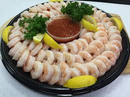 Shrimp Tray - Large  (120 ct)