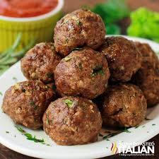 Meatballs  (per lb)