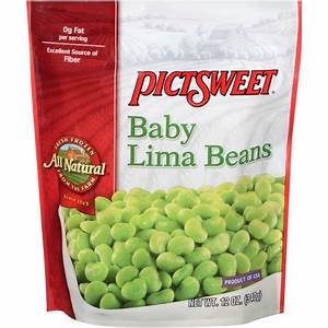Pictsweet Lima Beans