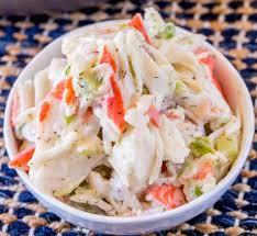 Seafood Salad (per lb)