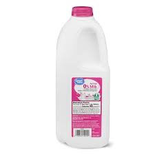 Qd Skim Milk (half gallon)