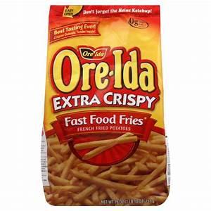 Ore Ida Extra Crispy Fries