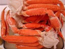 Snow Crab Legs (per lb)