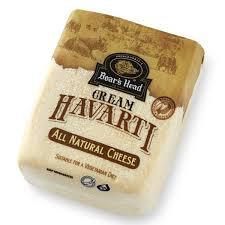 Boars Head Cream Havarti (per lb)