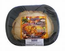 Albi's Veggie Pasty  (each)