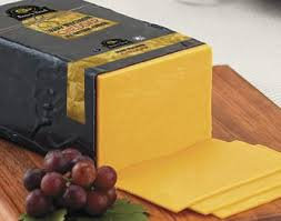 Boars Head Black Wax Cheddar (per lb)