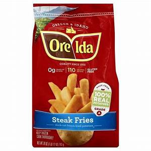 Ore Ida Steak Fries