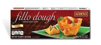 Fillo Dough Athens