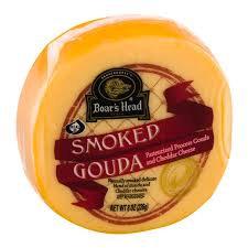Smoked Gouda (per lb)