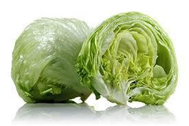 Iceberg Lettuce (Head)