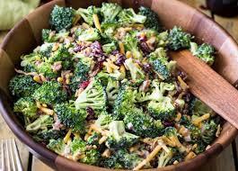 Broccoli Salad (per lb)