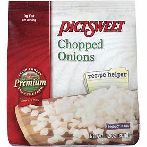 Pictsweet Chopped Onions