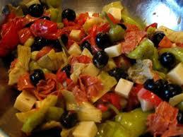 Anti Pasta Salad (per lb)