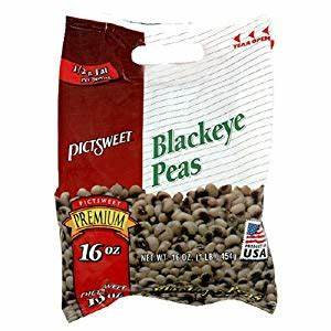 Pictsweet Black Eye Peas  (bag)