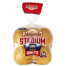Johnsonville Hamburger Buns